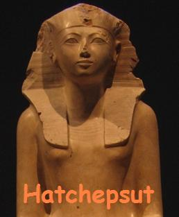 the life and death of queen hatshepsut The god king scenario offers a plausible  he causes her to appear, he bears her beauty, for the life  the image right shows queen hatshepsut/venus in.