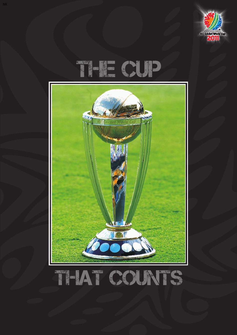 I need an essay on cricket world cup 2011 of 100-120 words! please help me!?