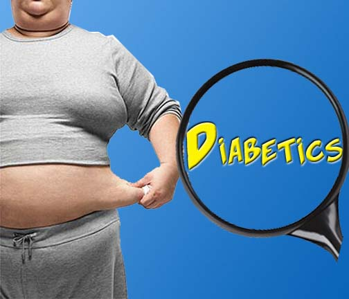 people with diabetes - diabetics