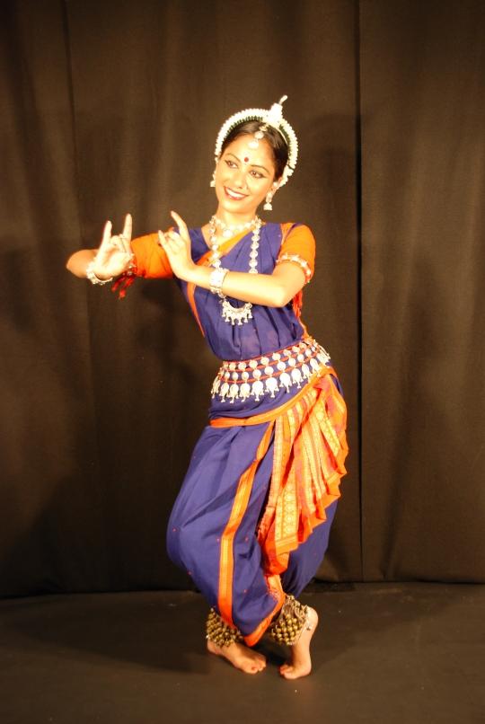 Ayushi Odissi Dance - 1