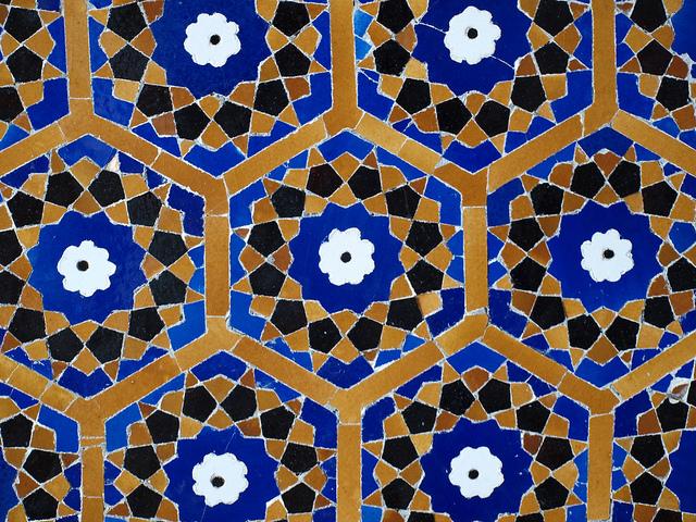 shiraz tile