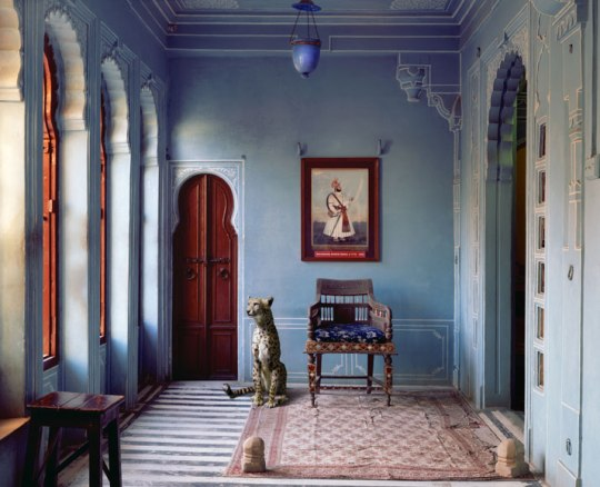 P30 Maharaja's Apartment, Undaipur City Palace